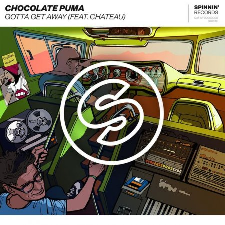 Chocolate Puma - Gotta Get Away (feat. Chateau) (2018)
