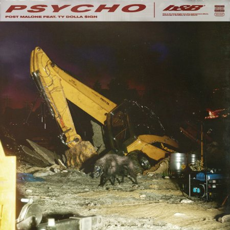 Post Malone feat. Ty Dolla Sign – Psycho (2018)