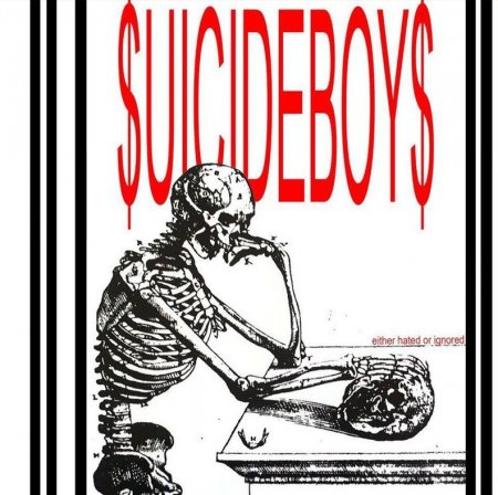$UICIDEBOY$ - Either Hated Or Ignored (2018)