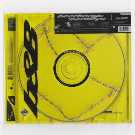 Post Malone - beerbongs and bentleys (2018)
